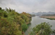 左江风景区-崇左-吴立珍
