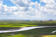 若尔盖湿地保护区 -若尔盖