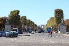 香榭丽舍大街-巴黎-莲子99