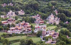 甲居藏寨-丹巴