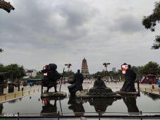 大雁塔北广场音乐喷泉-西安-M31****4983