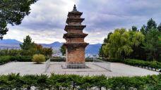 灵光塔-长白-chenweiwen