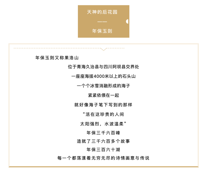 河湟印象丨天神的后花园——年保玉则 – 果洛游记攻略【青海攻略】插图