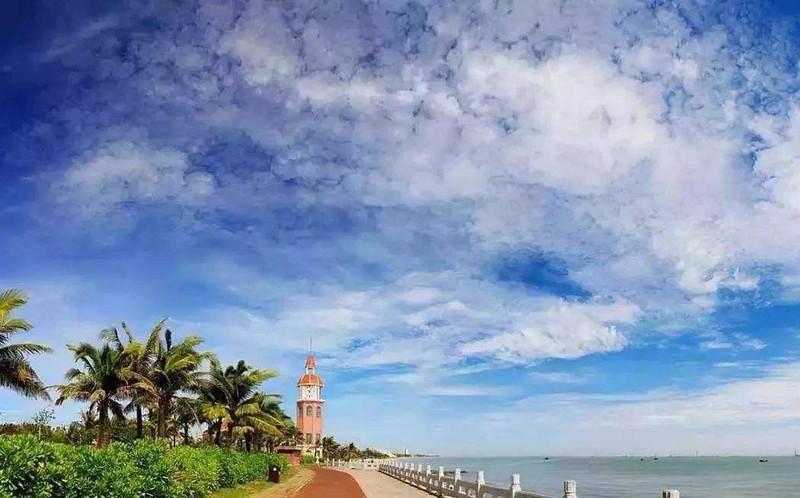 邂逅最美的海口,感受秋季的椰城 - 海口游记攻略