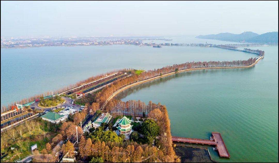 湖北省武汉市东湖景区
