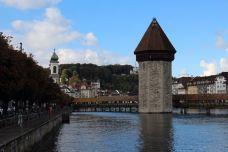 卡佩尔廊桥和八角型水塔-卢塞恩-fooler0809