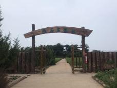 碣石宫遗址-东戴河-把剑长歌