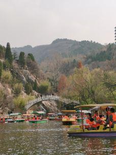 红叶谷-济南-清河依娃