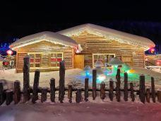 中俄蒙国际冰雪乐园-海拉尔-人造人三号