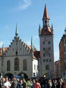 慕尼黑新市政厅-慕尼黑-逍遥