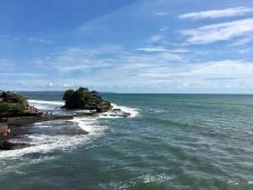 海神庙-巴厘岛