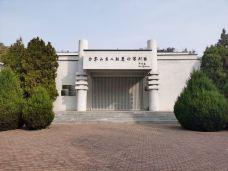 金牛山古人类遗址陈列馆-大石桥-鲲鹏万里1987