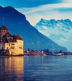 日内瓦湖游记图文-阿尔卑斯之镜——日内瓦湖
