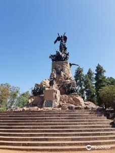 The Hill of Glory (Cerro de la Gloria)-门多萨