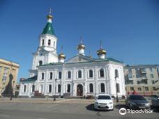 Resurrection Military Cathedral-鄂木斯克