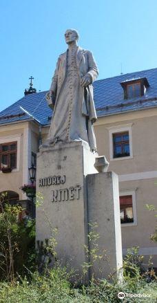 Memorial of A. Kmet-班斯卡-什佳夫尼察
