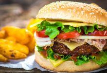 芝加哥美食图片-汉堡