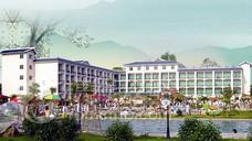 云浮金水台旅游度假区