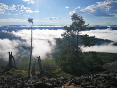 阿尔山白狼峰景区-阿尔山