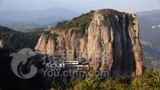 方山南嵩岩风景区