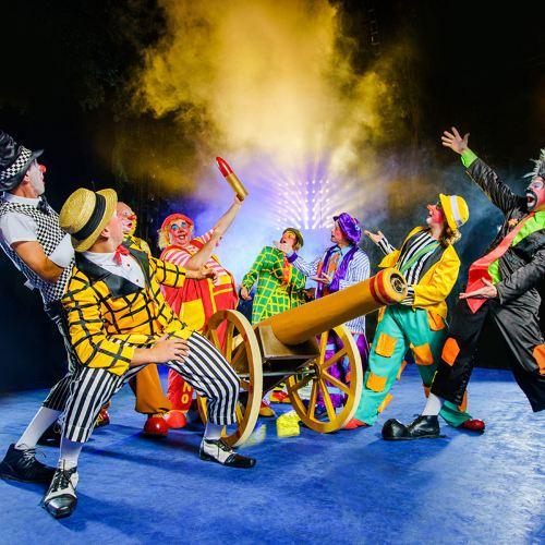 Chimelong International Circus Ticket