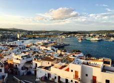 Porto di Ibiza (Puerto de Ibiza)-伊维萨