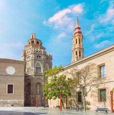 拉塞欧大教堂-萨拉戈萨-尊敬的会员