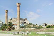 阿尔忒弥斯神庙-雅典-doris圈圈