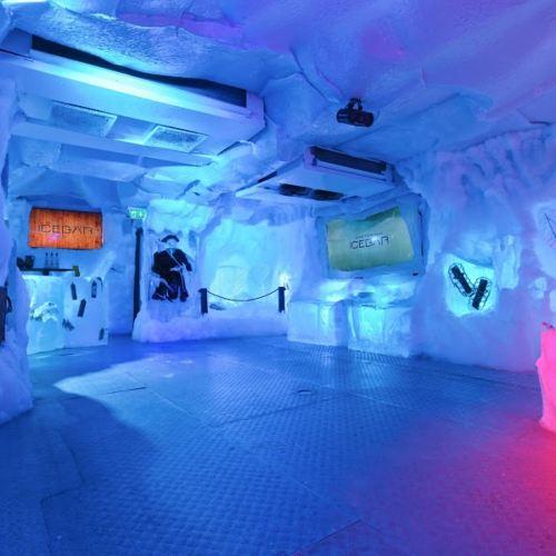 XtraCold Icebar Skip-the-Line Ticket
