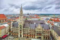 慕尼黑新市政厅-慕尼黑-doris圈圈