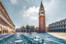 圣马可广场-威尼斯-是条胳膊
