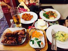 Mustek Restaurant-布拉格