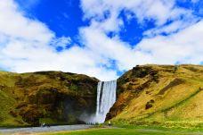 森林瀑布-冰岛南部区