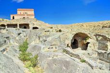 乌普利斯齐赫洞穴王朝-哥里-在路上的Jorick