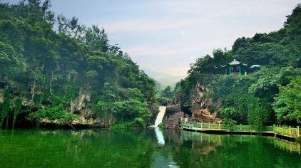 绿林山-美人谷4
