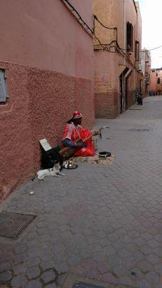 马拉喀什老城-马拉喀什-狮子国女王