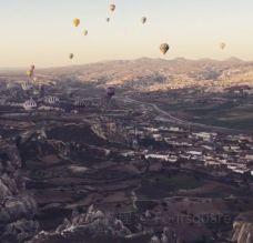 Turkiye Balloons-卡帕多奇亚