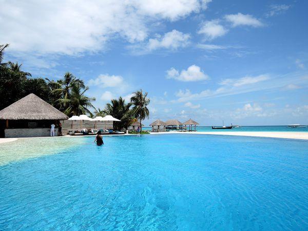 梦幻蜜月,在维拉沙鲁岛的那些天 Velassaru游记 马尔代夫游记攻略图片