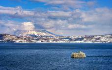羊蹄山-洞爷湖