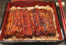 横滨美食图片-鳗鱼饭