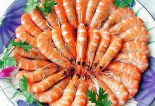 连云港美食图片-东方对虾