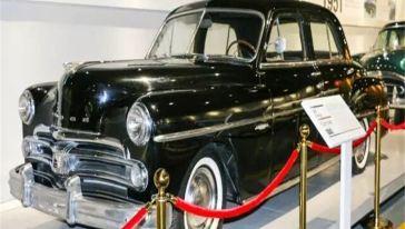 泰山老爷车博览馆