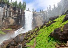 优胜美地国家公园-优胜美地国家公园及周边地区-doris圈圈