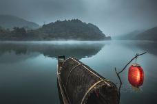 东江湖风景区-资兴-山风与海棠果