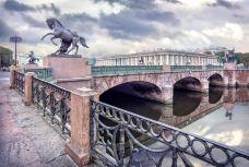 阿尼契科夫桥-圣彼得堡-尊敬的会员