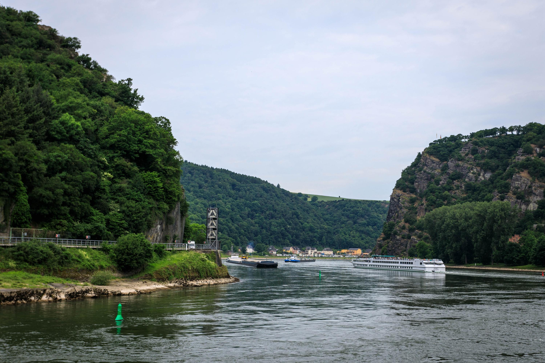Rhine River Valley half-day tour from Frankfurt