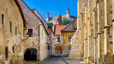 布拉迪斯拉发老城