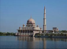 粉红清真寺-布城-天意