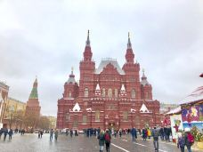 国家历史博物馆-莫斯科-Topher