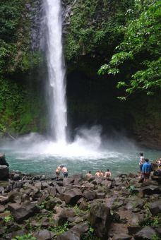 拉福图纳瀑布-La Fortuna-pxy0705